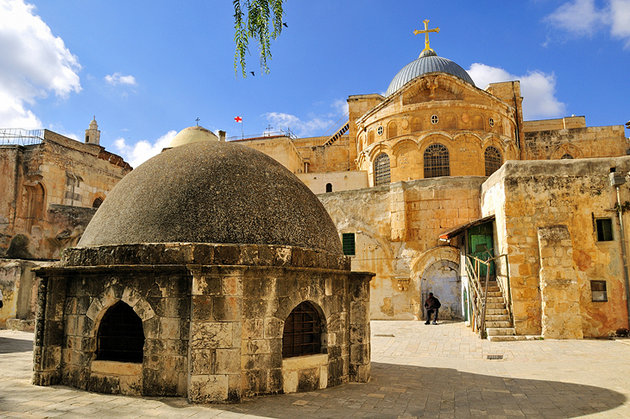 israel-jerusalem-church-of-the-holy-sepulchre-2